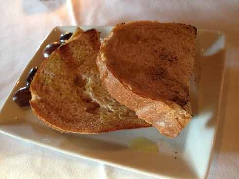 Bread at 62 Beekman