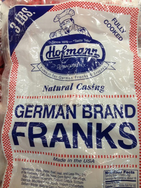 Hofmann Hot Dogs