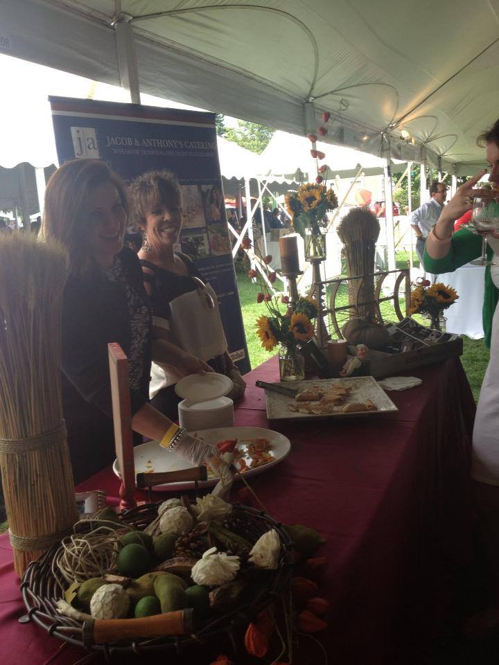 Saratoga wine and food festival