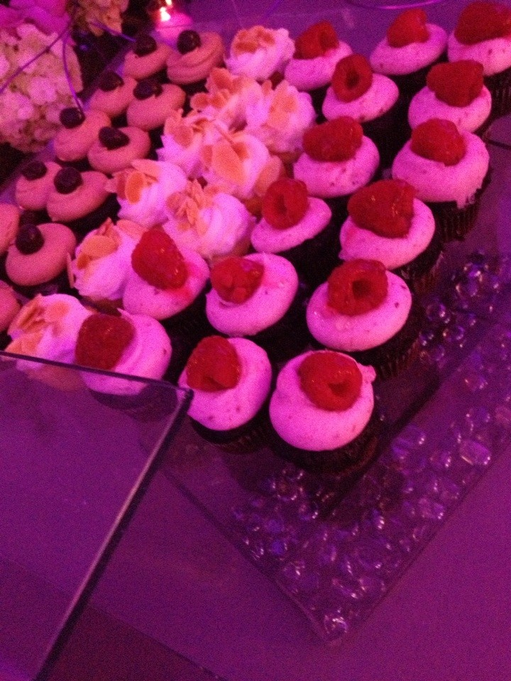 Wine and food fest gala desserts