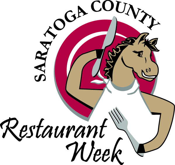 Saratoga County Restaurant Week Logo