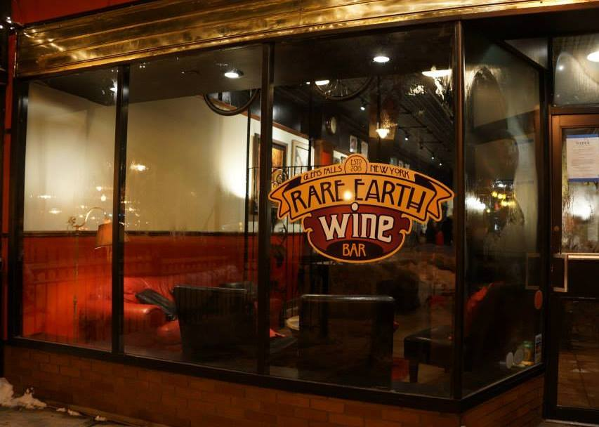 Rare Earth and Wine Bar