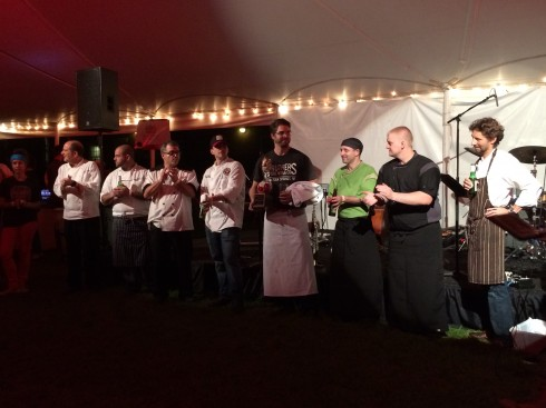Druthers Wins BBQ Competition