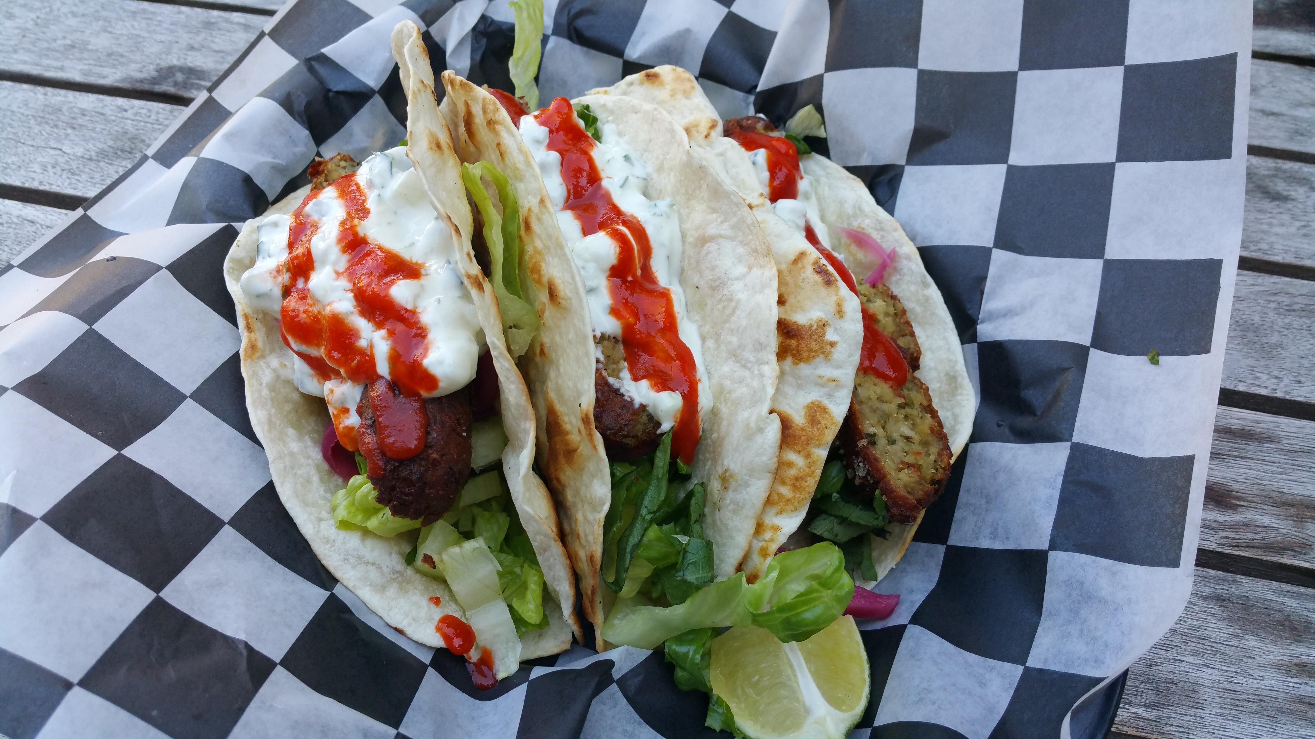 falafel tacos comfort kitchen