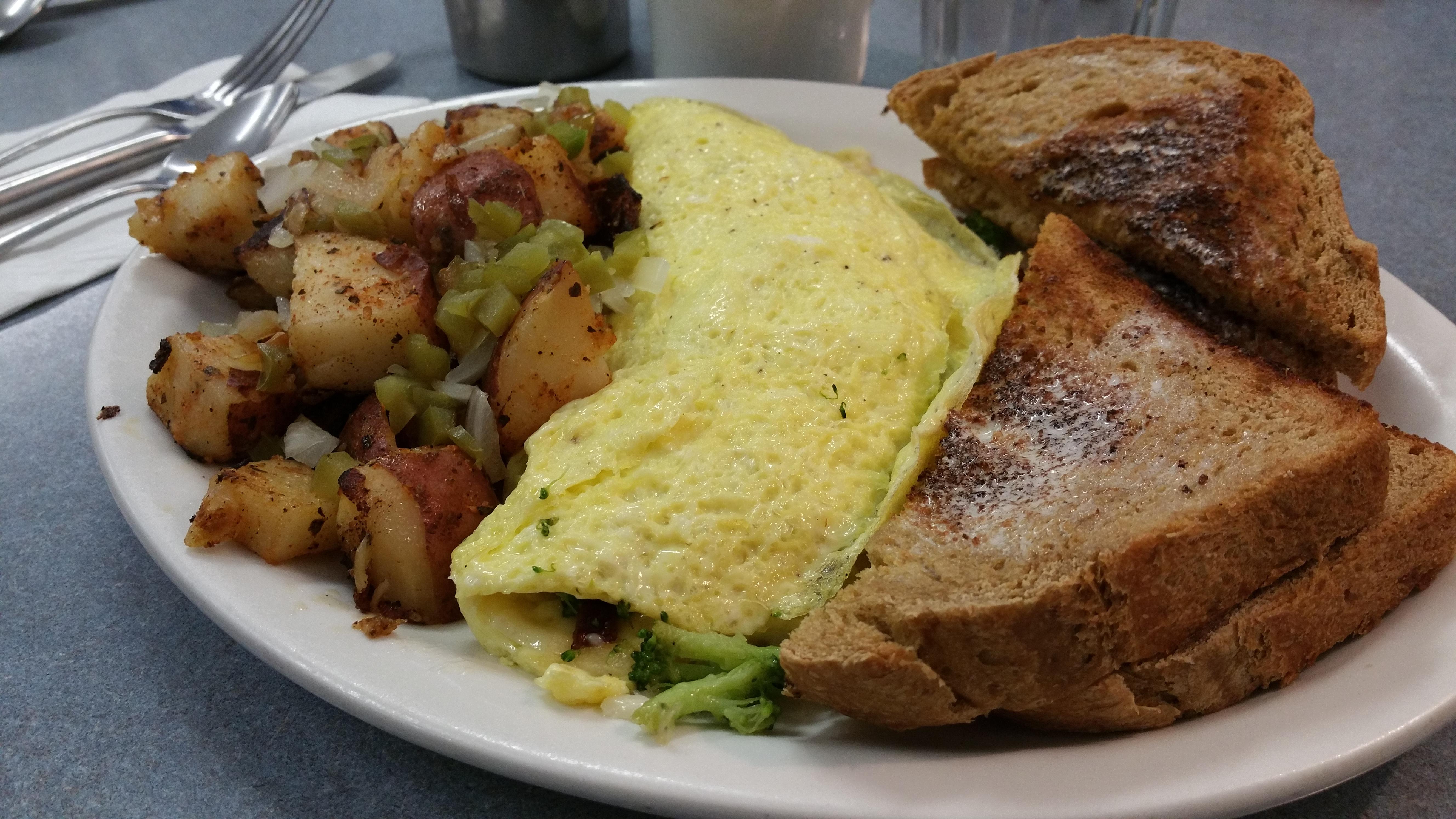 Eli's Breakfast Schuylerville