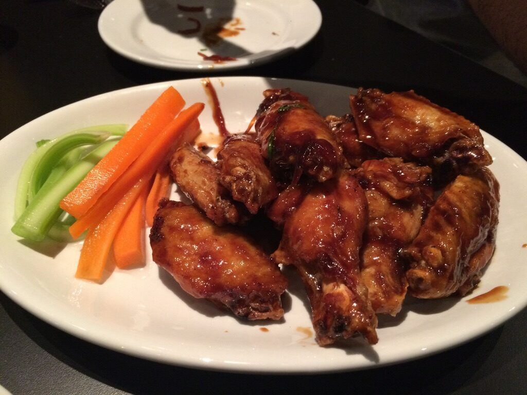 Wings from 2 West
