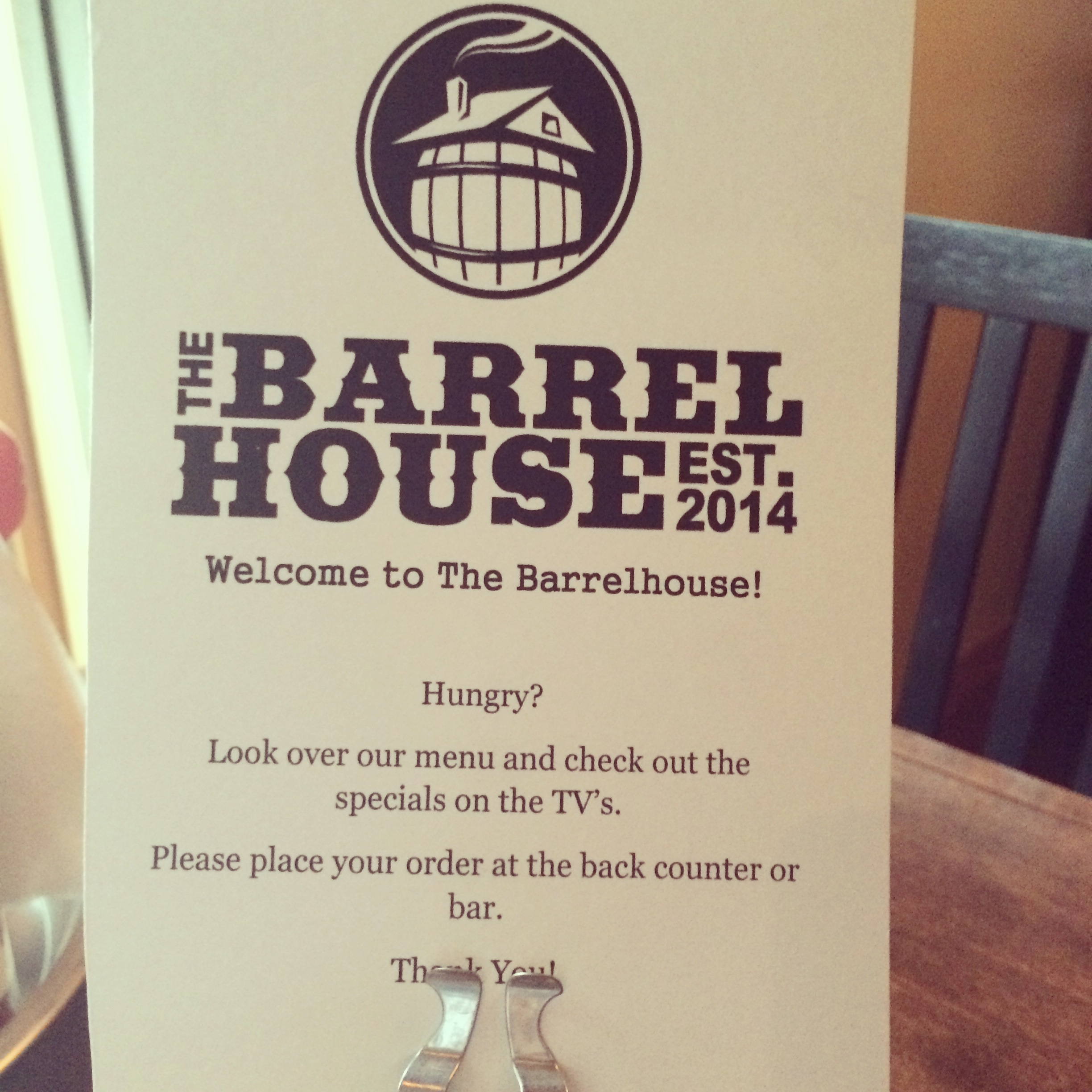 The Barrelhouse