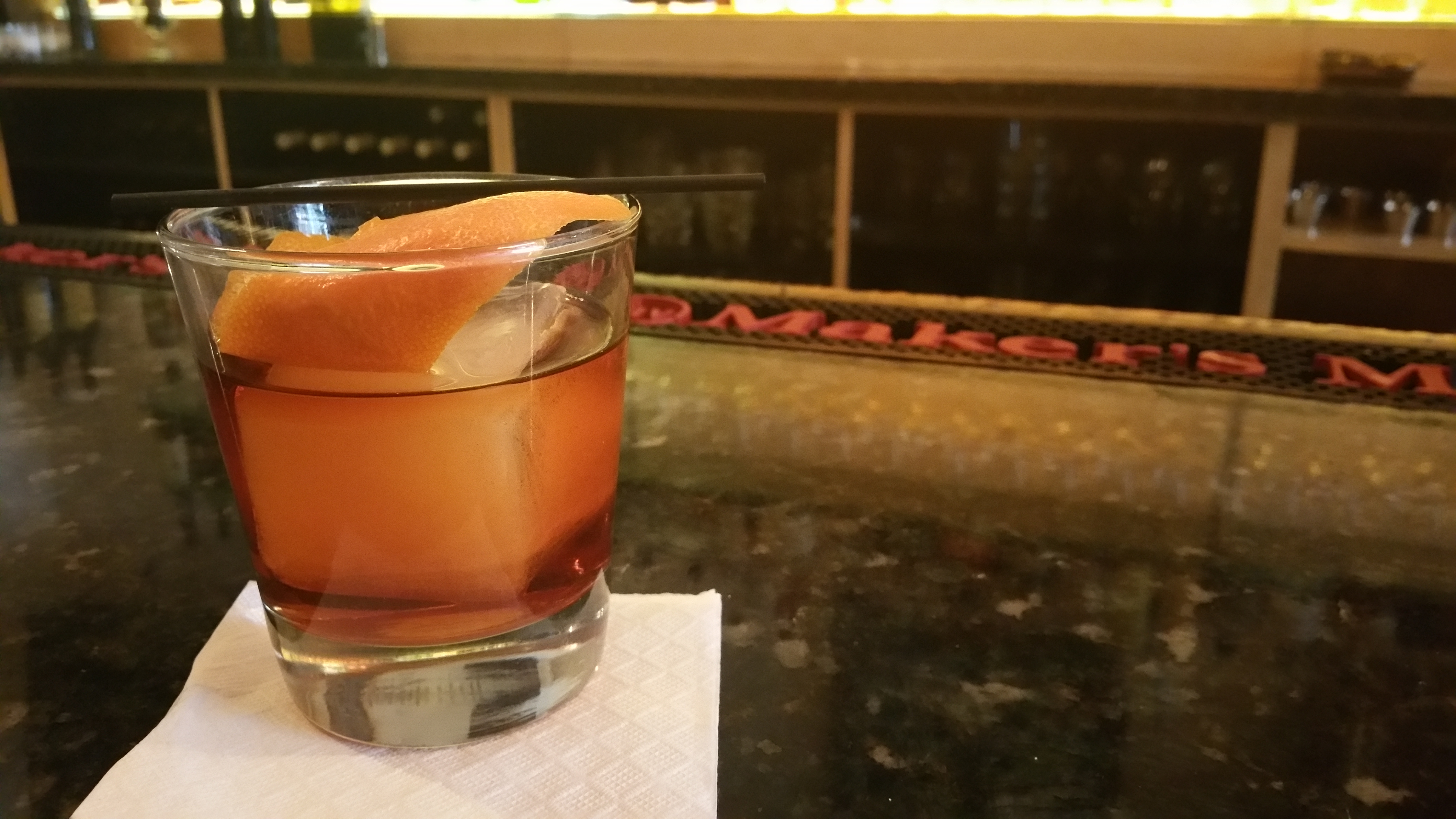 New Orleans Cocktail (Vieux Carré)