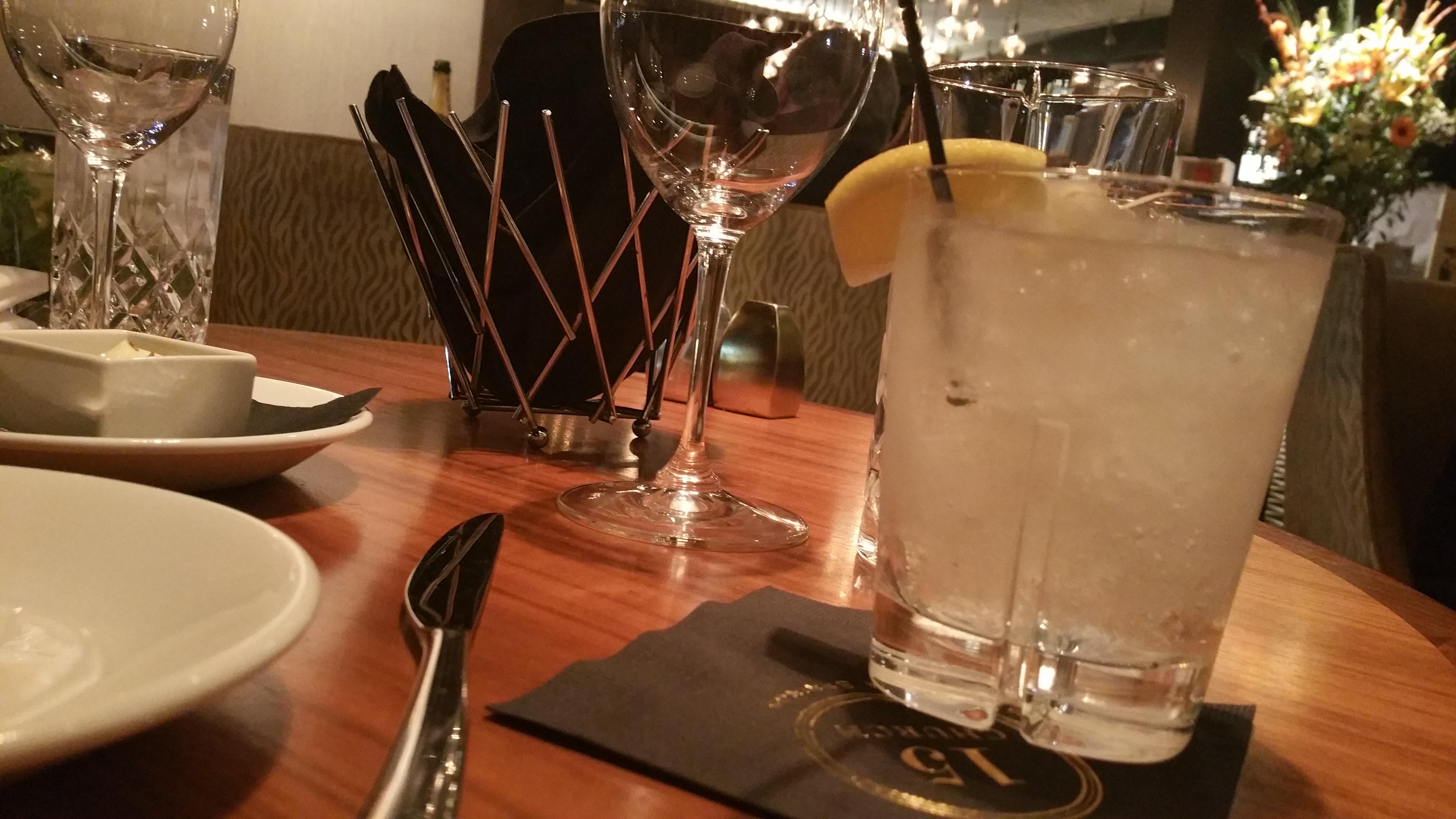 15 Church Cocktail
