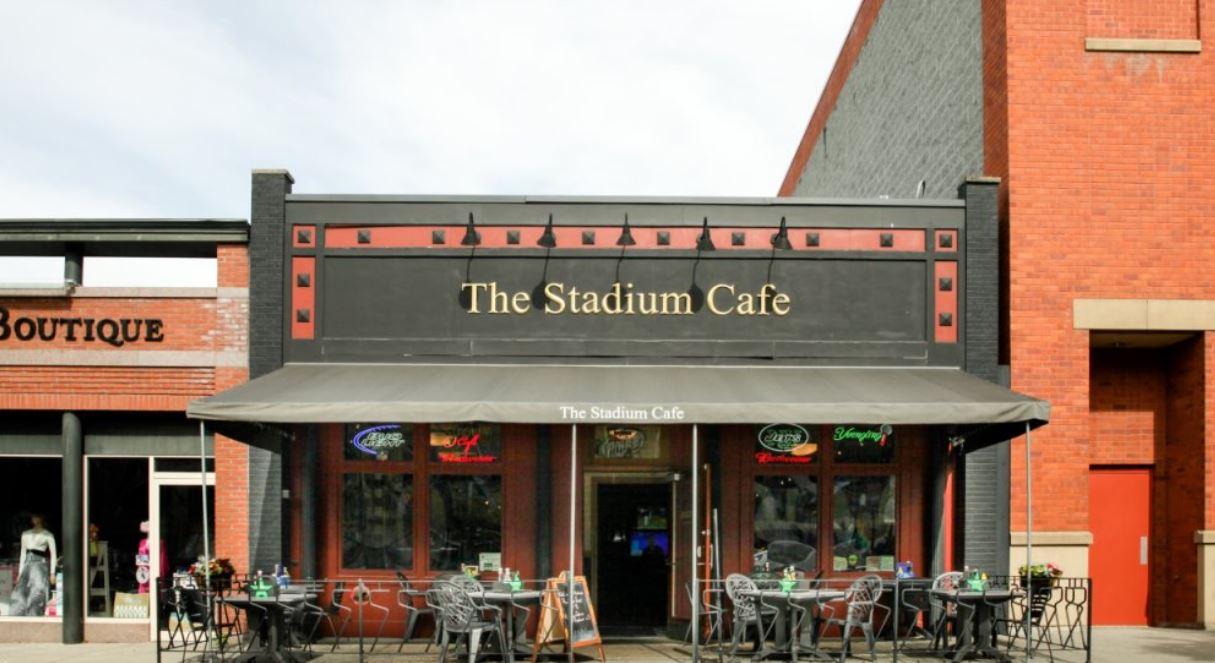 The Stadium Cafe Saratoga