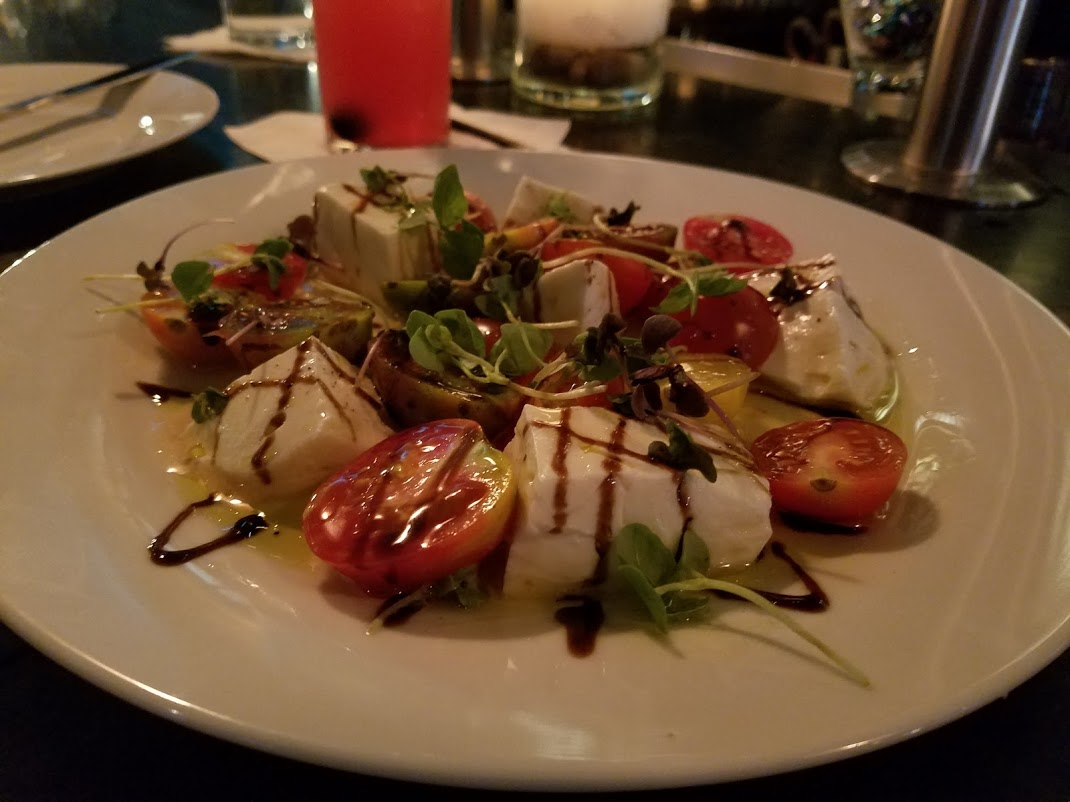 Caprese at Pizzeria Veritas