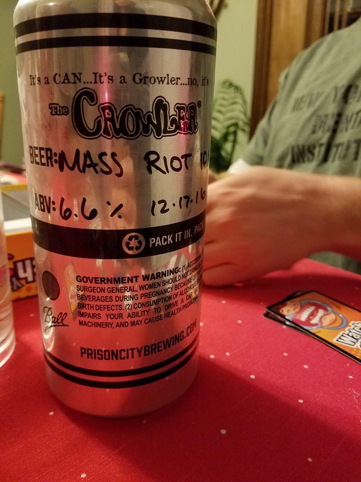 Prison City Beer